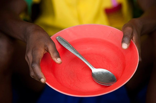World Child Hunger Facts