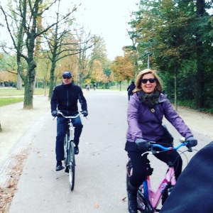Through Vondel Park - Amsterdam's Central Park