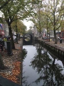 Canal in Edam